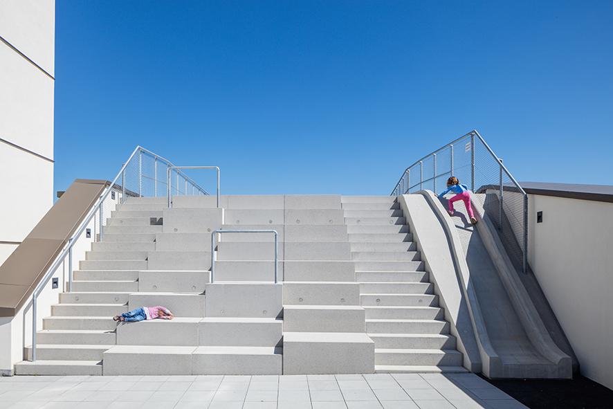 Abbildung zum Projekt ': FUNK – Wohnen am Domagkpark'